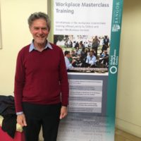 Professor Michael West opens 'Mindfulness in the Workplace' series