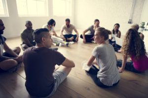 What defines mindfulness-based programs? The warp and the weft.
