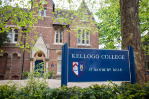 The OMC has a new home at Kellogg College