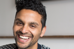Event: The Future of Digital Mindfulness with Rohan Gunatillake