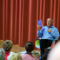 A Workshop with Jack Kornfield in Oxford by the OMC's Alice Tickell