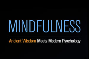 Mindfulness: Ancient Wisdom Meets Modern Psychology – by Christina Feldman and Willem Kuyken