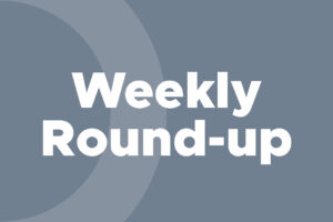 Weekly Round-up, Sunday 26th July 2020