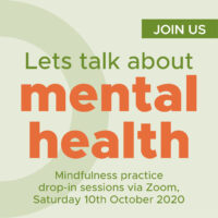 Free Mindfulness sessions on World Mental Health Day